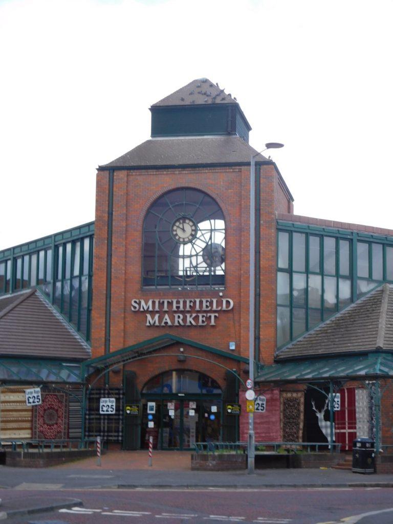 Smithfield Market Today