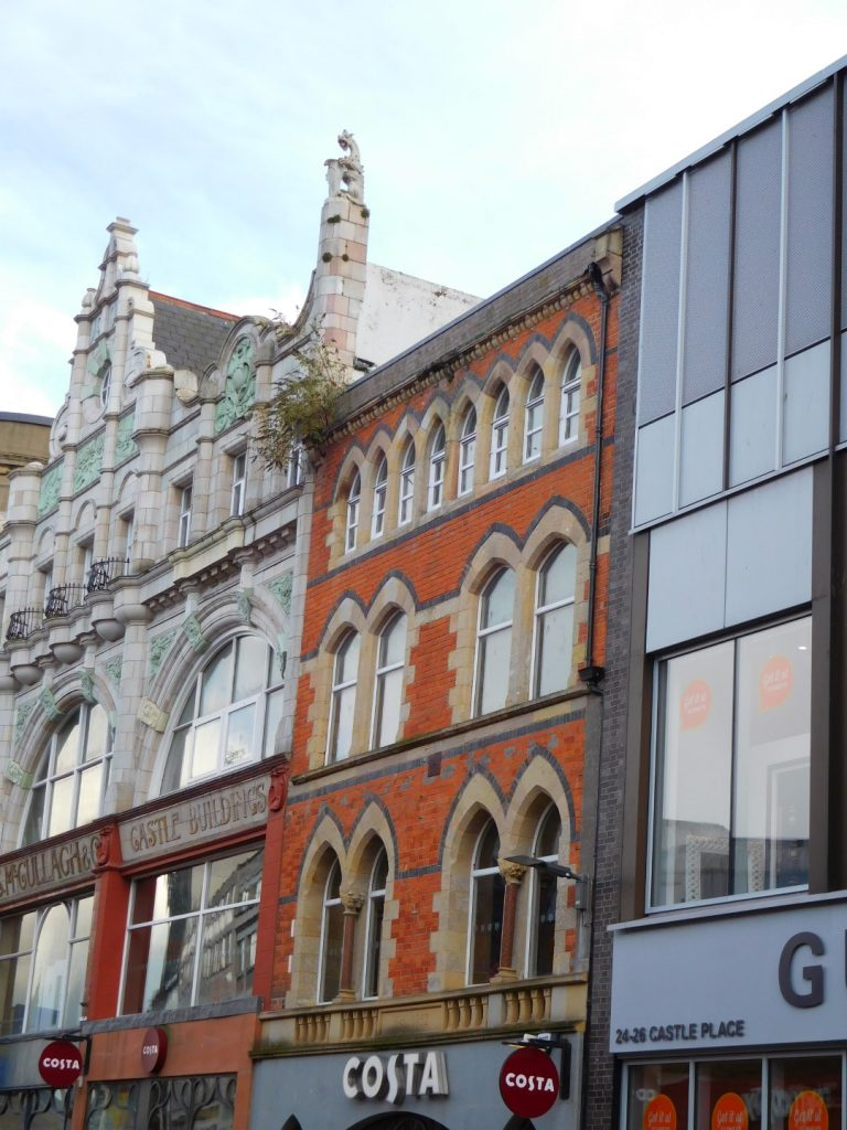 22 Castle Place, The Ulster Medical Hall
