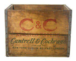 Cantrell & Cochrane Crate