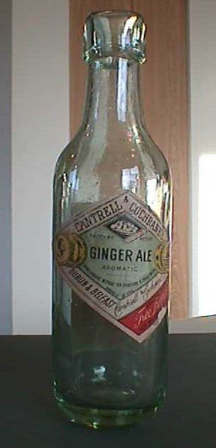 Cantrell & Cochrane Ginger Ale