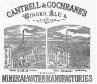 Cantrell and Cochrane Advert 1877