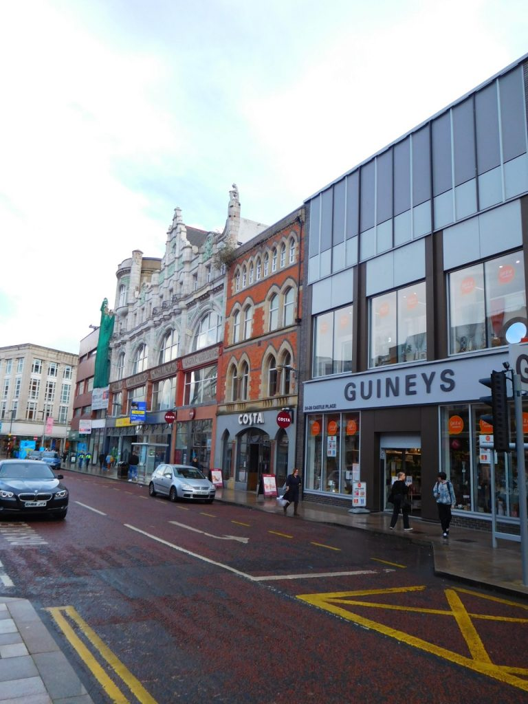 Castle Place from Royal Avenue