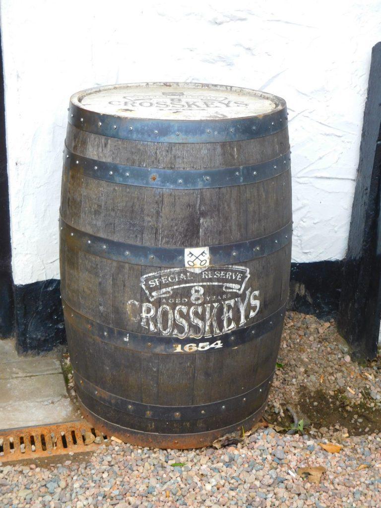 Crosskeys Barrel