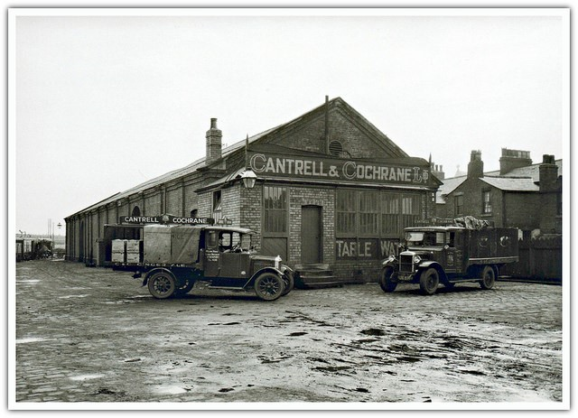 Early Cantrell & Cochrane image from C&C website