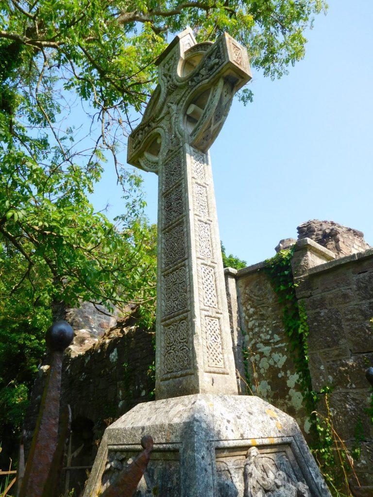 James McDonnell Celtic Cross